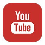 YouTube 150x150 Icon